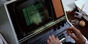 那些出現在電影中的程式碼