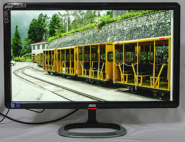 精準、忠實、高解析,AOC I2371FM AH-IPS 液晶螢幕
