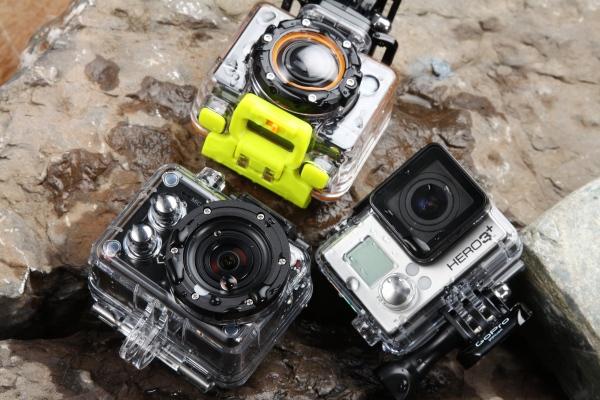 極限運動攝影正夯!運動攝影機百搭各種玩法介紹