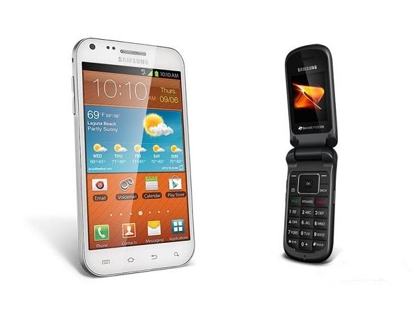 里程碑!2013 年,智慧型手機出貨量首次超越功能機
