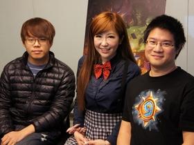 《爐石戰記》製作人來台帶來年節大禮!與「台灣蟲王」相見歡