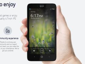 GeeksPhone 發佈「Revolution」,第一台可雙開 FirefoxOS 以及 Android 的手機