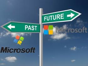 微軟的過去很成功,那未來呢?