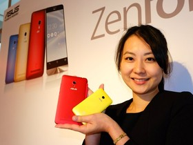 Intel inside!華碩在台展示 ZenFone 與 PadFone mini 手機,預計四月初上市