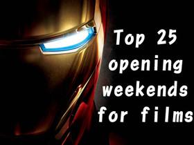 電影賣不賣看首週票房就知道!那些出師即告捷的強作們