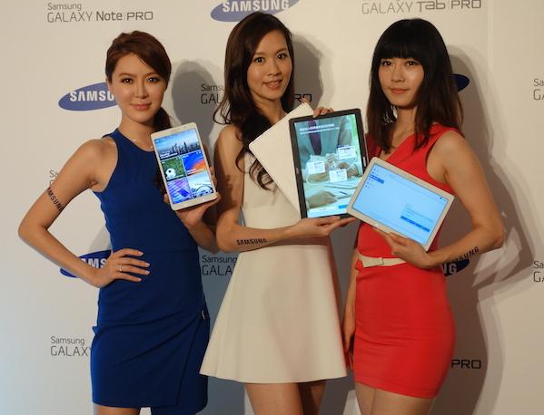 Samsung 發 12 吋大平板,GALAXY Note PRO 12.2 加 S–Pen 挑戰商務筆電