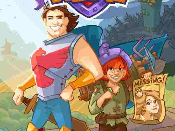 Need a Hero:英雄冒險解救美麗的公主