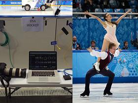 冬季奧運攝影師私房祕訣大公開,如何快速上傳精彩照片?