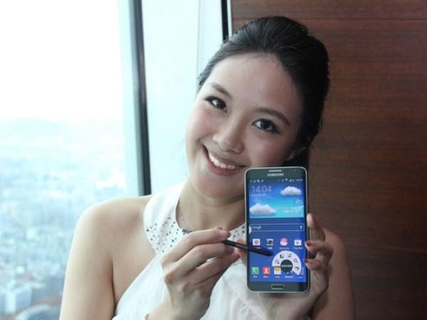 三星發表全新 GALAXY Note 3 Neo
