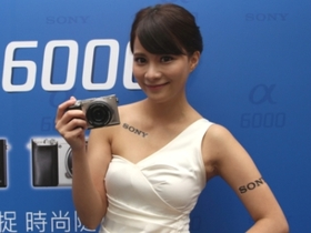 Sony a6000 中高階微單眼登台,單機身 21,980 元、3月3日起預購開跑