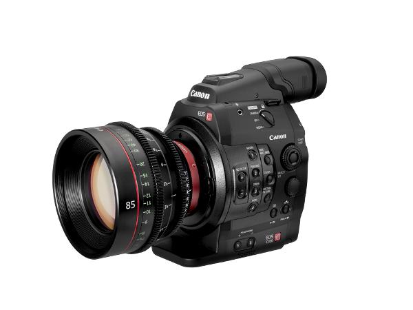 Canon Cinema EOS C300 可交換鏡頭數位攝影機,榮獲亞洲最具影響力設計銀獎!