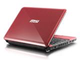 MSI U135搭載Atom N450迷你筆電率先發表