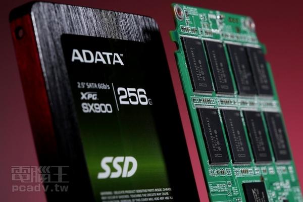 新主流256GB SSD:容量加倍寫入提升,舒緩頻寬卡彈