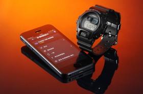 CASIO G-SHOCK GB-6900B:第二代藍牙智慧手錶,串聯手機實現智慧化生活