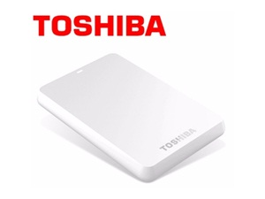白色情人節貼心禮!Toshiba白靚潮行動硬碟、戀情指數激升!