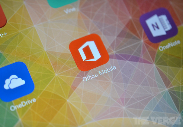 Office for iPad 本月登場,OneNote 免費釋出、新推出 Mac 版本