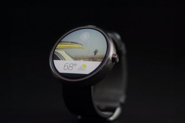 Android Wear:Google 對智慧手錶的新想像,ASUS、HTC、LG、Moto、Samsung 都將推出智慧手錶