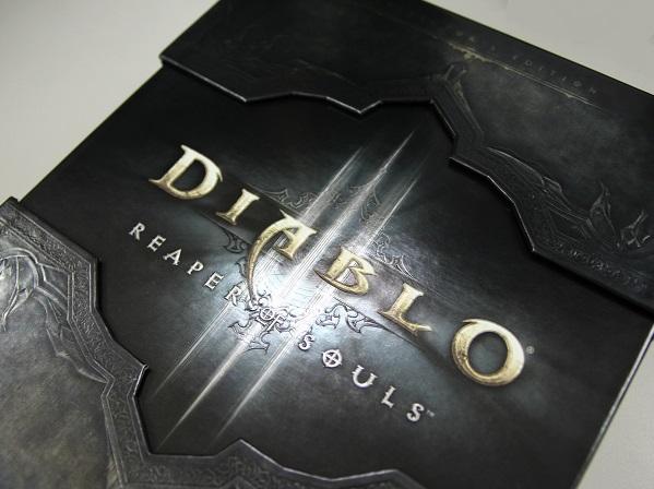 《暗黑破壞神3:奪魂之鐮》實體典藏版開箱
