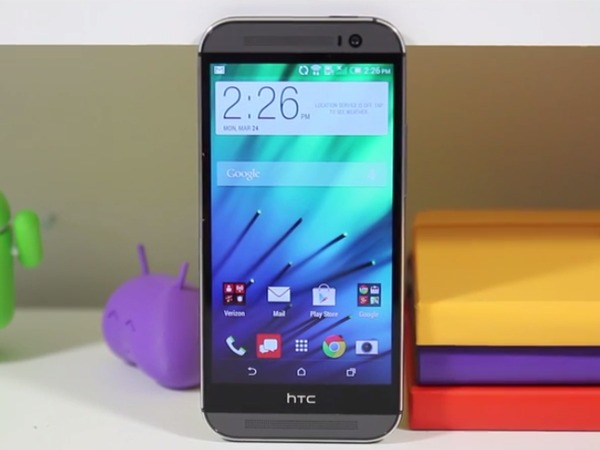HTC M8 發表會前實機把玩影片再曝光,3/28 將在台舉辦體驗活動