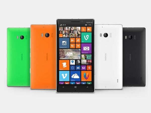 Nokia 五吋旗艦 Lumia 930、雙卡雙待 Lumia 630 正式發表