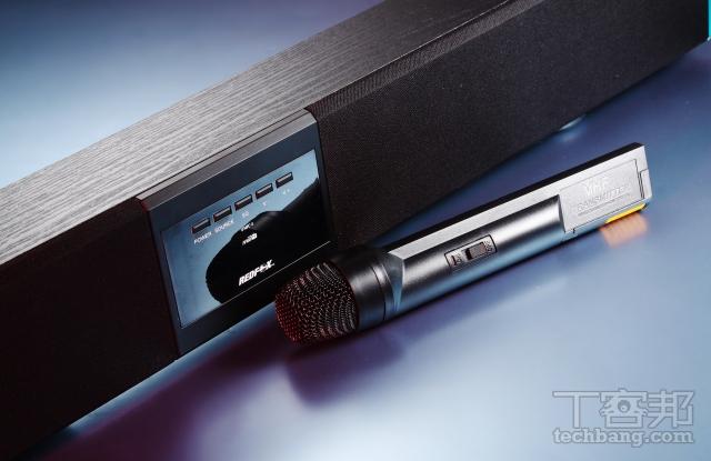 REDFOX SB2106:內建Android機上盒的 Soundbar