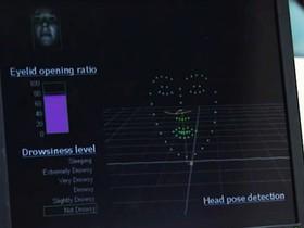 能防止汽車駕駛打瞌睡的監控系統,已經裝備上路
