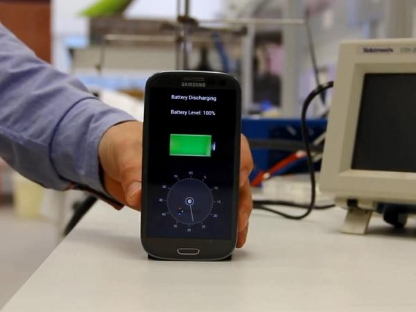以色列公司 StoreDot 開發新型生物半導體充電技術,可在30秒內完成手機充電