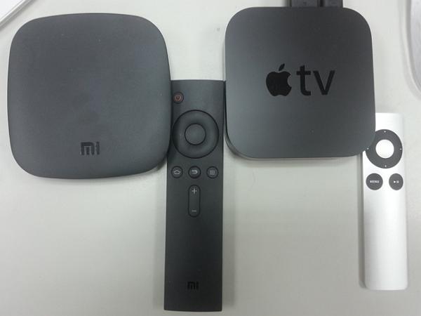 小米盒子(港台版) 或 Apple TV ? 兩種盒子的影音服務差異比較
