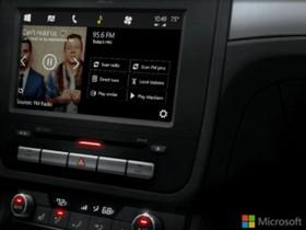 較勁意味明顯!微軟發表 Windows in the Car 對決 CarPlay