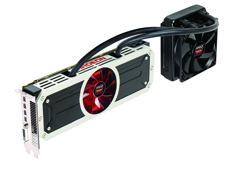 AMD推出全球最快顯示卡。