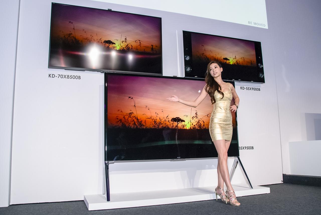 Sony 2014 全系列液晶電視磅礡登場,絕美畫質、醇音饗宴,讓你耳目一新