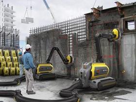 拆房子不用重機具! ERO 機器人用水噴就拆完房子