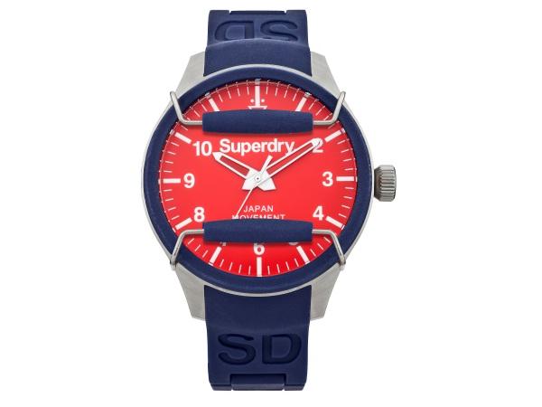 Superdry Watches 繽紛夏日,玩色時尚!