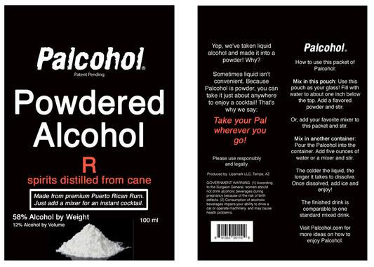 粉狀酒精 Palcohol 在美國通過審核,將於秋季上市