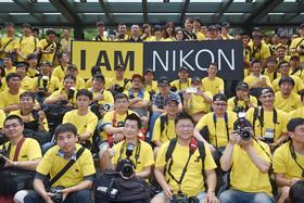 I AM NIKON 攝影挑戰賽,Nikon 首次在台灣舉辦大型攝影活動!以I AM概念,使用者用影像替Nikon代言