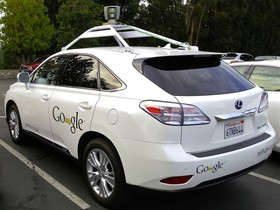 Google幽靈汽車,已經能夠在都會區行駛了
