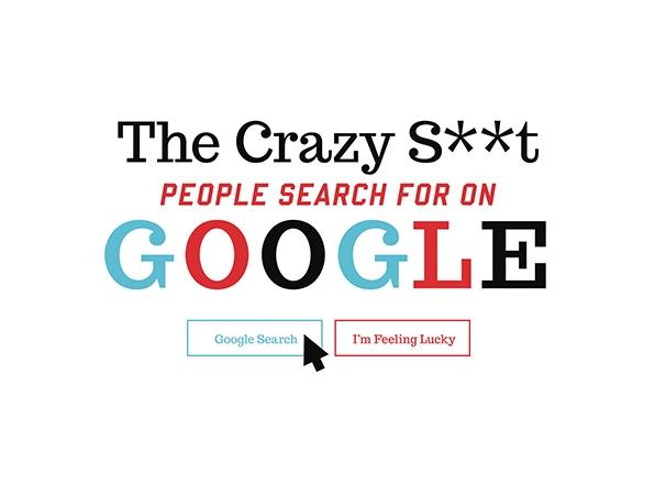 Google 熱門的怪問題,你有問過嗎?
