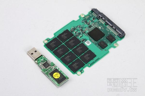 土炮USB 3.0隨身碟:自組外接固態硬碟便宜又更快