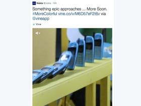 Nokia 3310、5110 影片加持,Nokia 史詩級產品即將現身?
