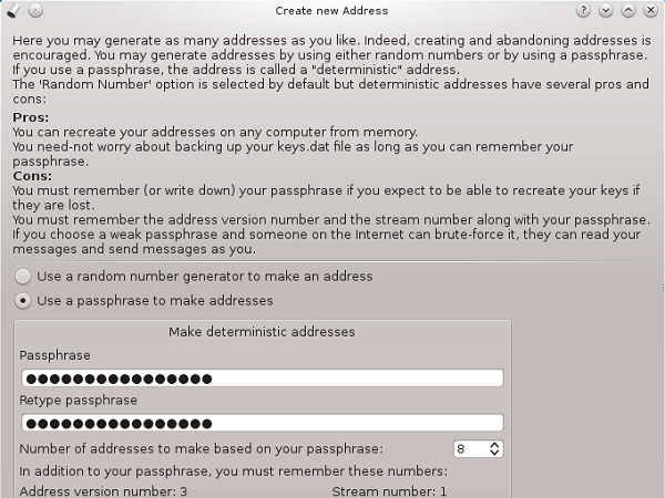想傳送秘密訊息不被發現嗎?請用「比特信」來發送