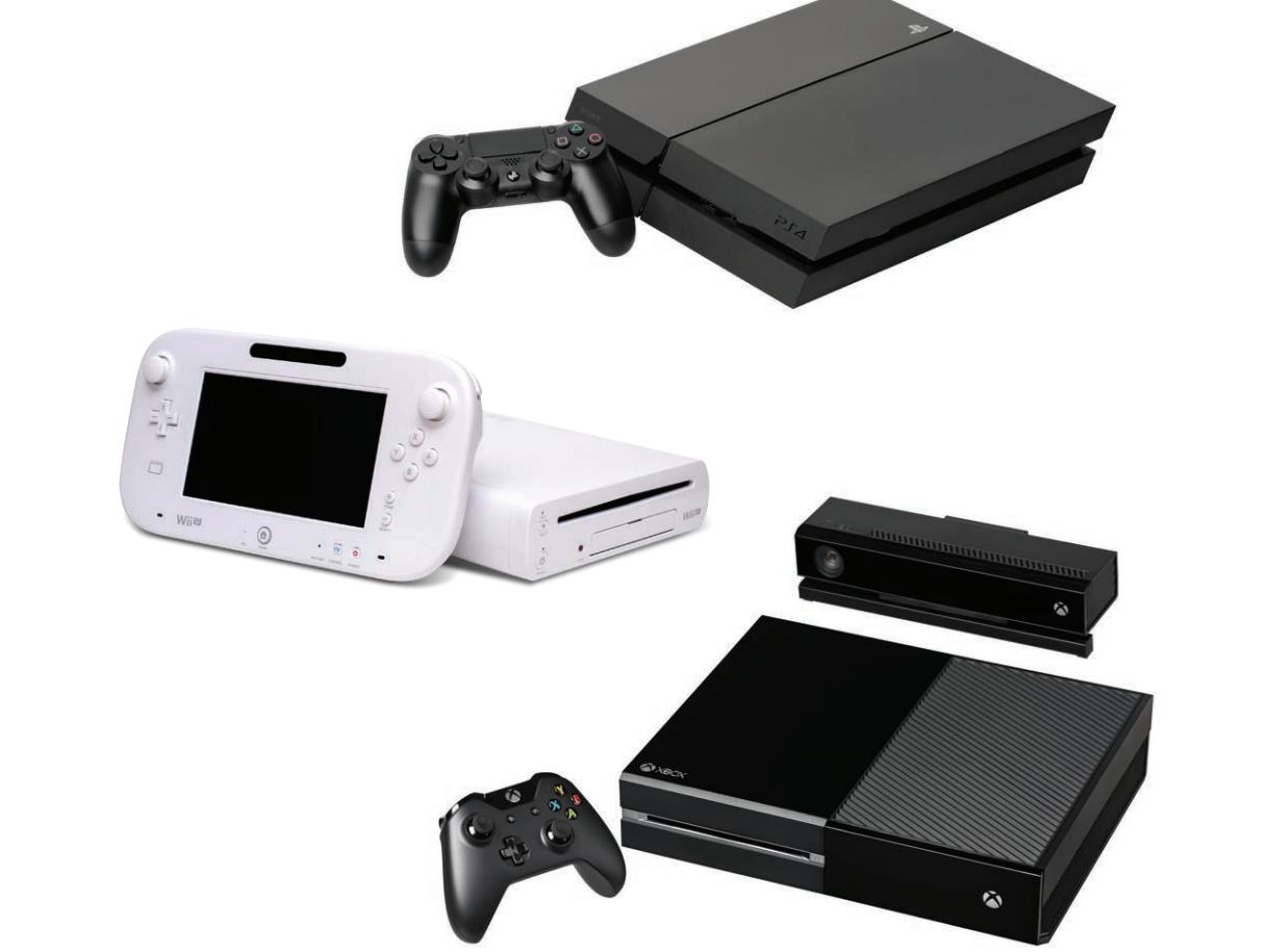 請隨手關機!PS4、Xbox One、WiiU每年花300億電費,一半浪費在待機