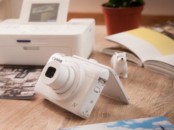 Canon全新PowerShot N100雙鏡頭故事相機台灣開賣!