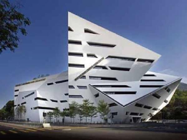 啟發新生代藝術家的「科技力」與「美學力」,香港城市大學打造世界級多媒體藝術中心!