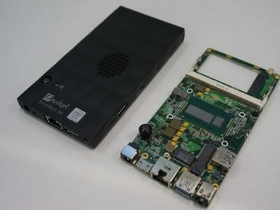 俄羅斯Raydget迷你電腦Slim Box IV,捨棄遜咖Atom換裝Core i7