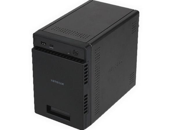Netgear ReadyNAS 104:軟硬體皆採伺服器思維的家用NAS