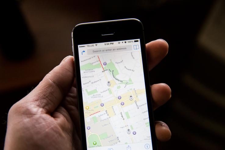 糟糕的內部管理,導致蘋果地圖來不及更新