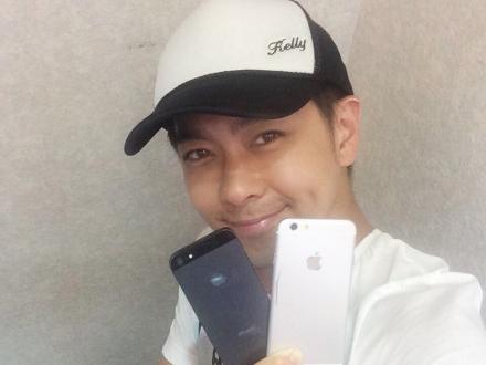 林志穎秀出 iPhone 6,早已失靈的 Apple 保密功夫