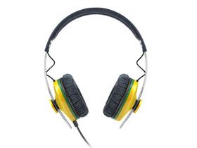 2014世界盃感受巴西Samba節拍 Sennheiser 限量版 MOMENTUM On-Ear Samba 限時上市。以配色傳遞出音樂活力與運動激情!