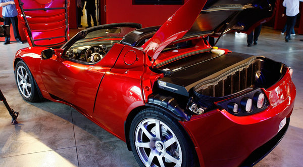 Tesla 公開電動汽車技術專利,Elon Musk:我們的對手是燃油汽車