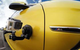 更先進的行車記錄器,BMW 與 GoPro 合作